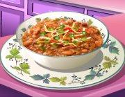 Кухня Сары: чили с мясом